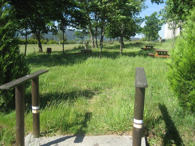Área Recreativa del PR-G 125 Sendeiro de Visantoña