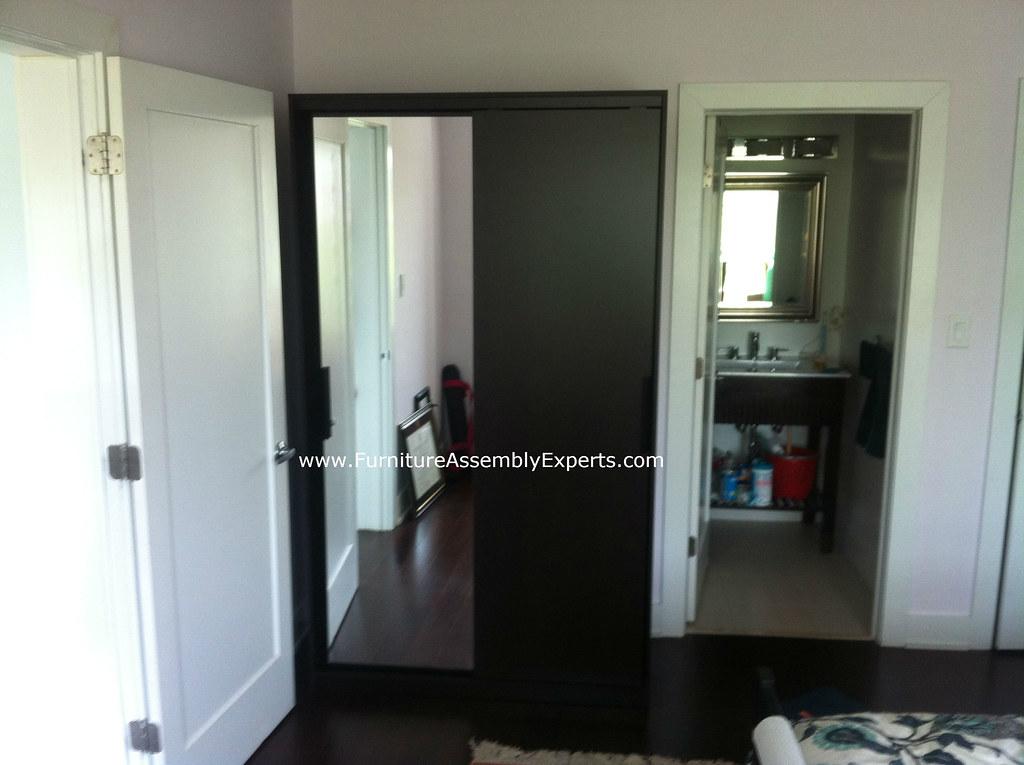 ikea morvik wardrobe assembly service in dc md va ikea. Black Bedroom Furniture Sets. Home Design Ideas