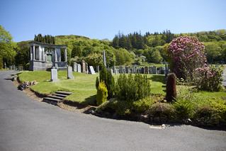 Largs Haylie Brae Cemetery scotland (197)