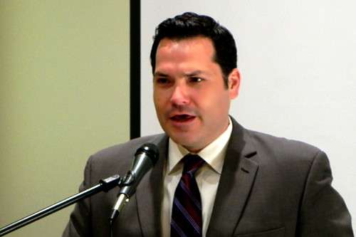 Oct 19: State Rep Justin Rodriguez