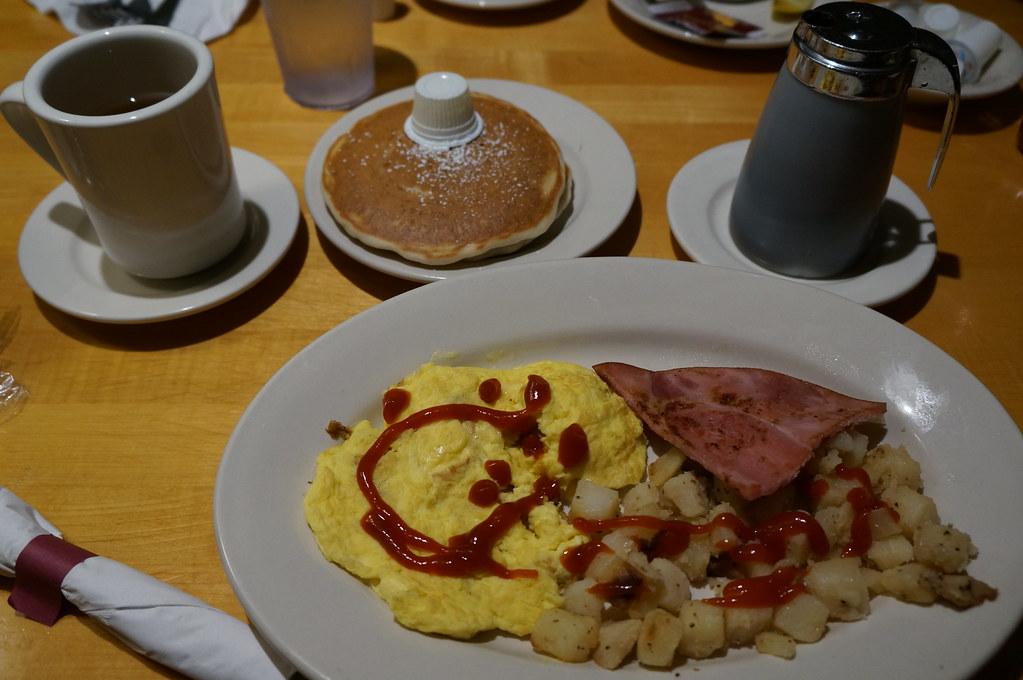 DSC03736 | (Non) green eggs breakfast special | RosieTulips | Flickr