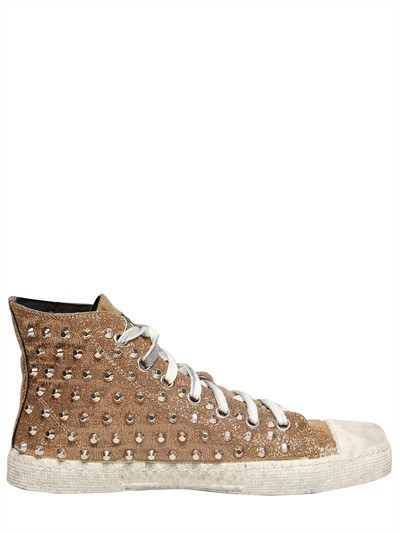 on sale 05676 a037f GIENCHI GLITTER HIGH TOP SNEAKERS Fashion Luxury 2014 | Flickr