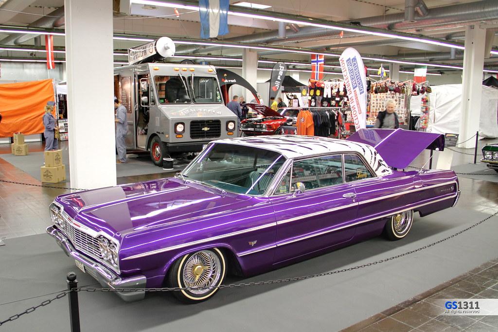 1964 Chevy Impala Lowrider Wallpaper 1964 Chevrolet Impala Lowrider