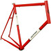 Gunnar Roadie Red with White Panels and Bullseye Decals
