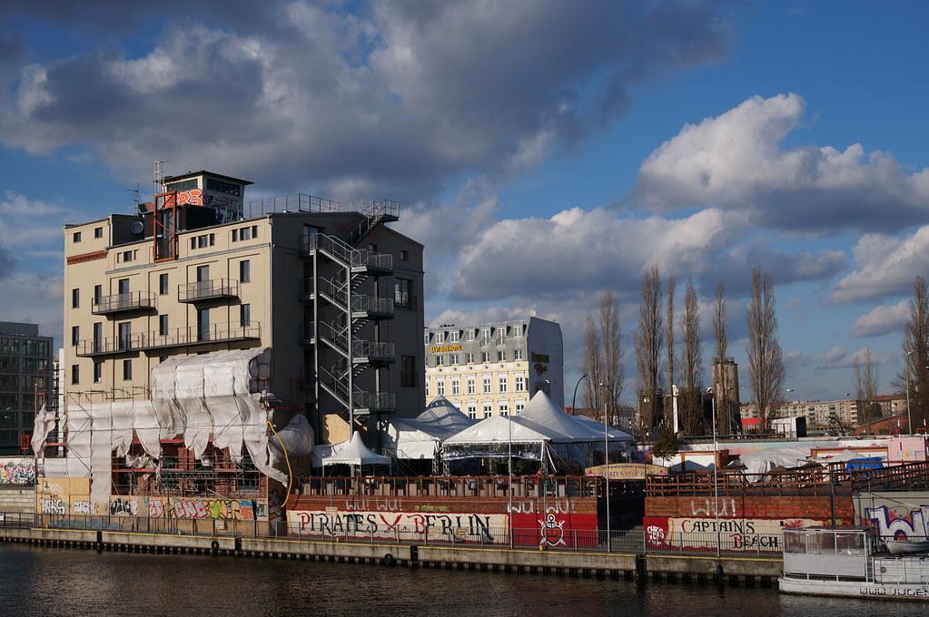 Pirates Of Berlin Nach Nhow Hotel Friedrichshain