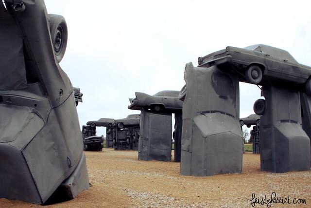 MidWestRoadTrip_Carhenge Nebraska_feistyhaarriet_June 2015 (13)