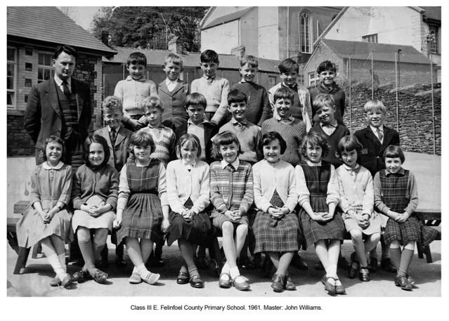 Felinfoel County Primary School