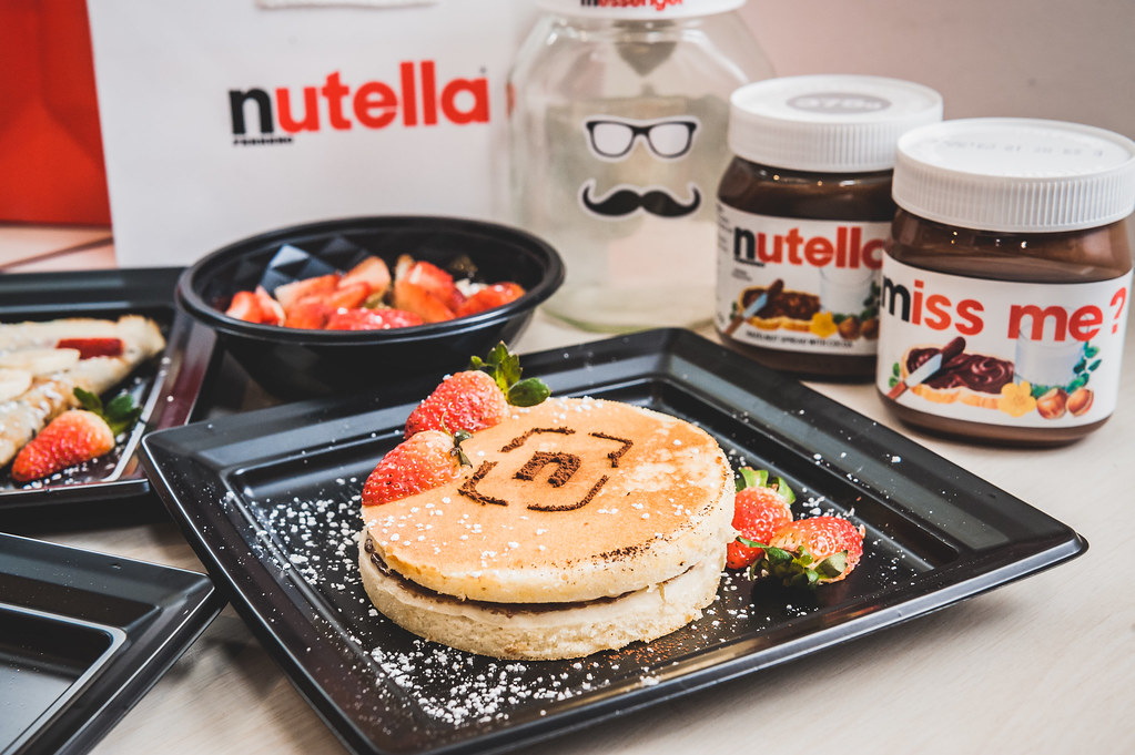 Last chance to get your own customised Nutella in Singapore! - Alvinology