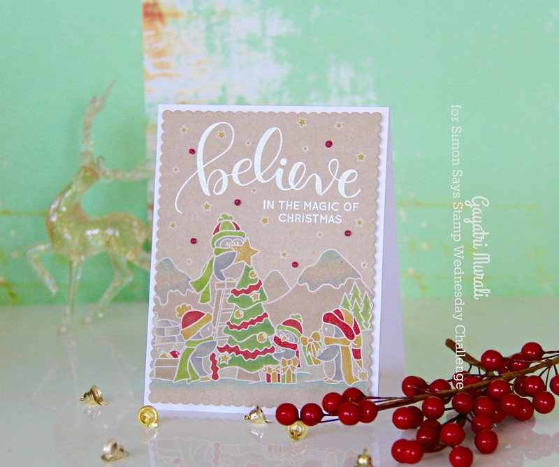 Believe card 2
