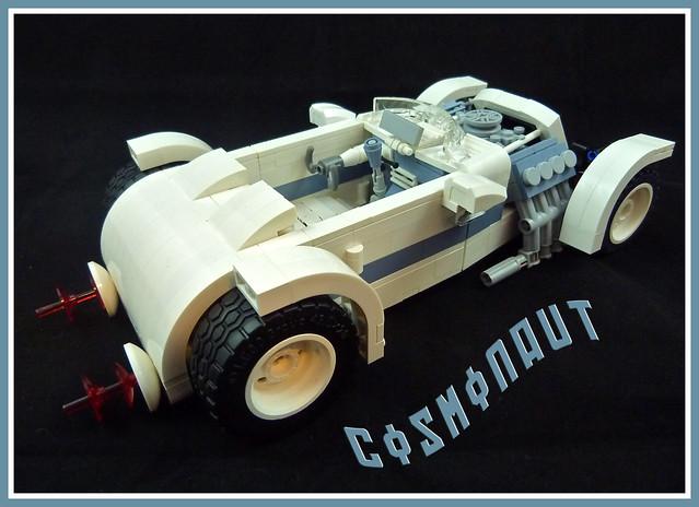 '32 Custom GAZ...Cosmonaut