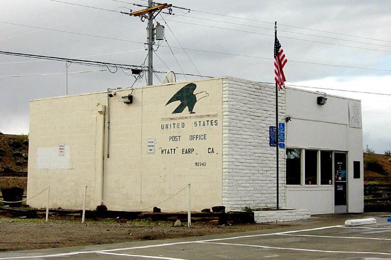 Earp Ca Post Office San Bernardino County Photo By J
