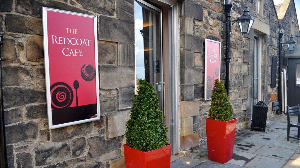 City Cafe Edinburgh Drinks Menu