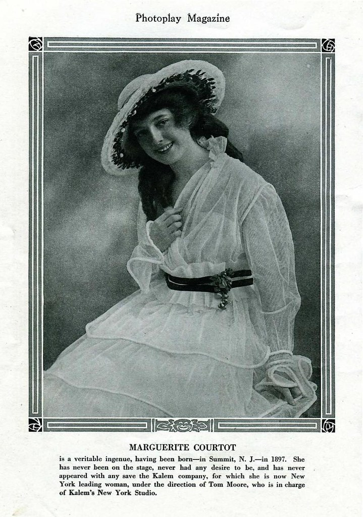 Marguerite Courtot Net Worth