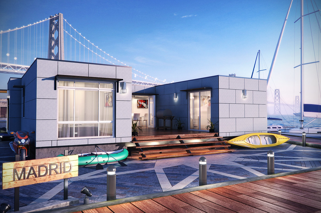 Modular Home The Madrid In Usa At Golden Gate Granny