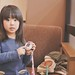 SAKURAKO gets a TAMAGOTCHI for Christmas present!