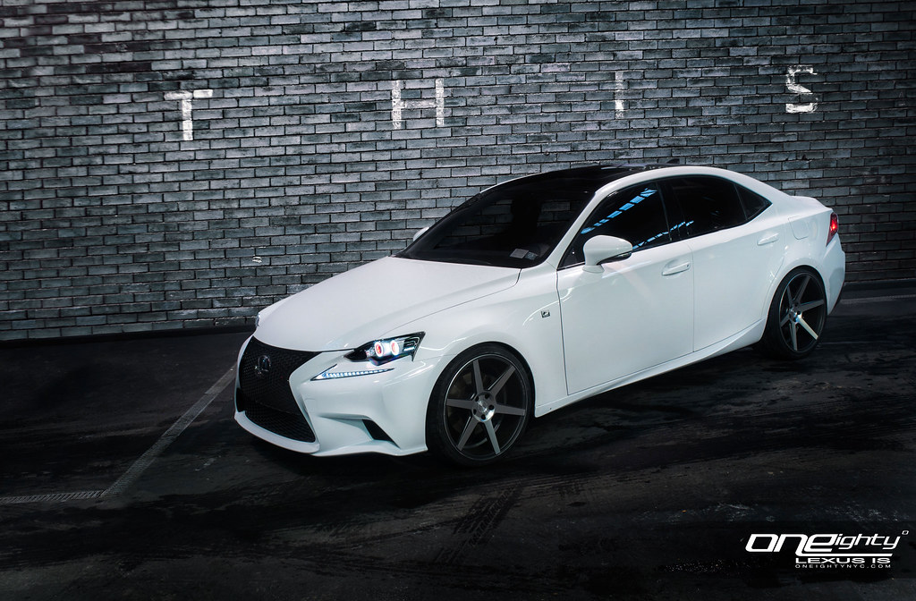 2014 Lexus Is350 F Sport By Oneighty We Had The