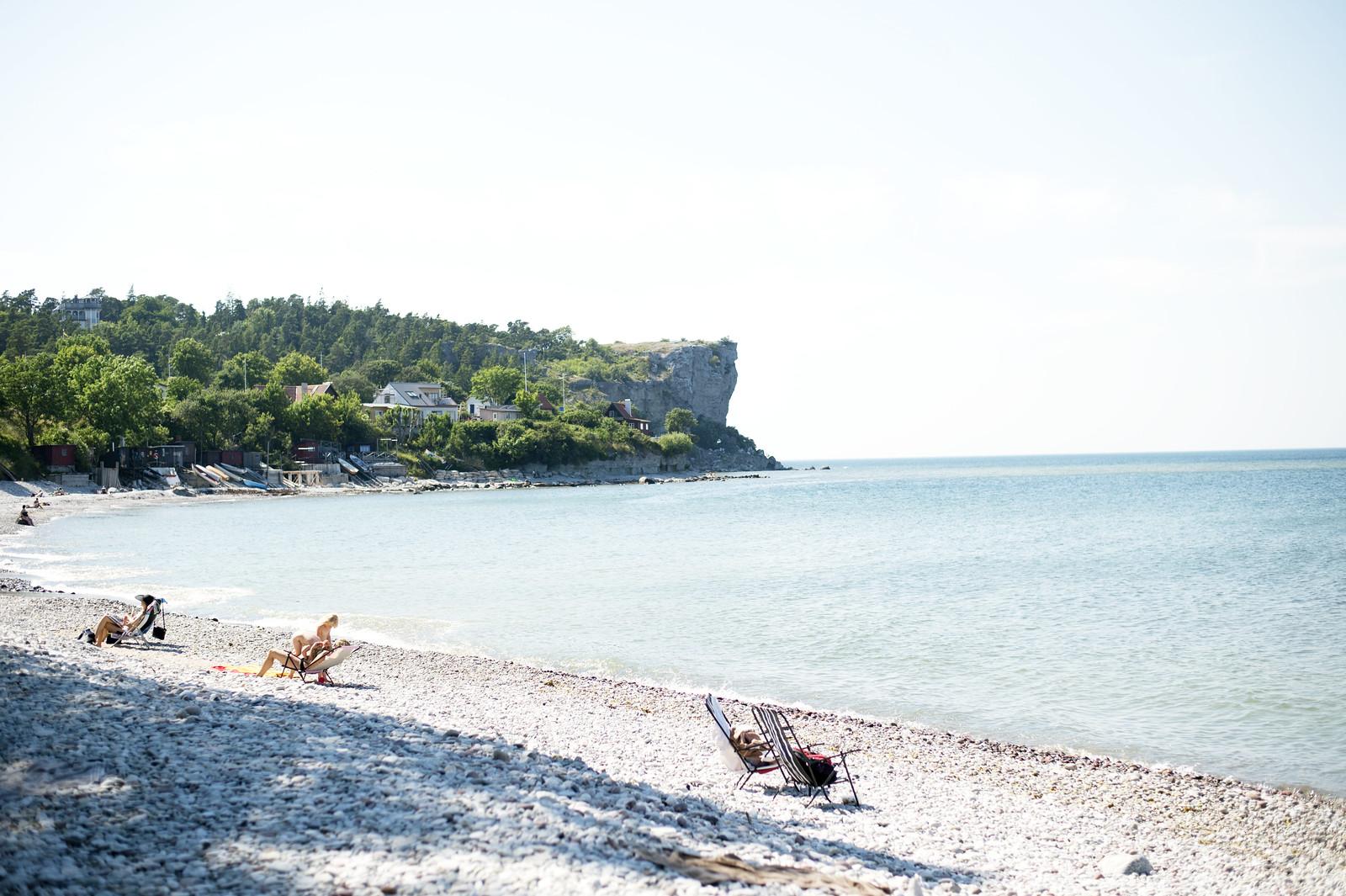 Gotland, tisdag