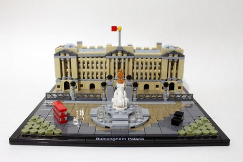 LEGO Architecture Buckingham Palace (21029)