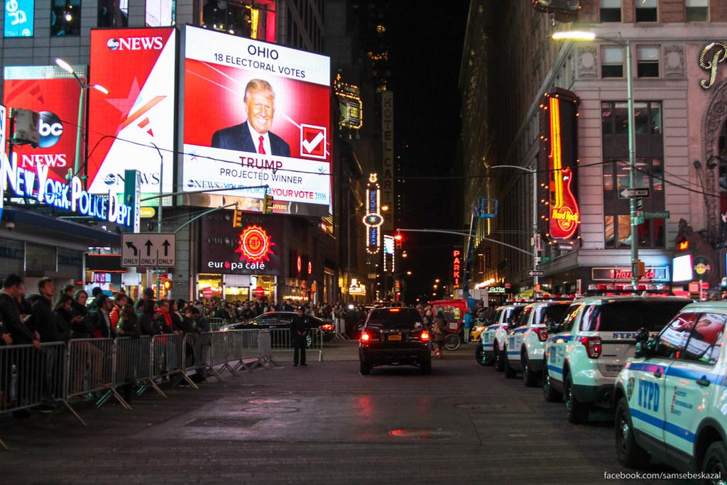 Ночь в Нью-Йорке, когда выбрали Трампа samsebeskazal-7298.jpg