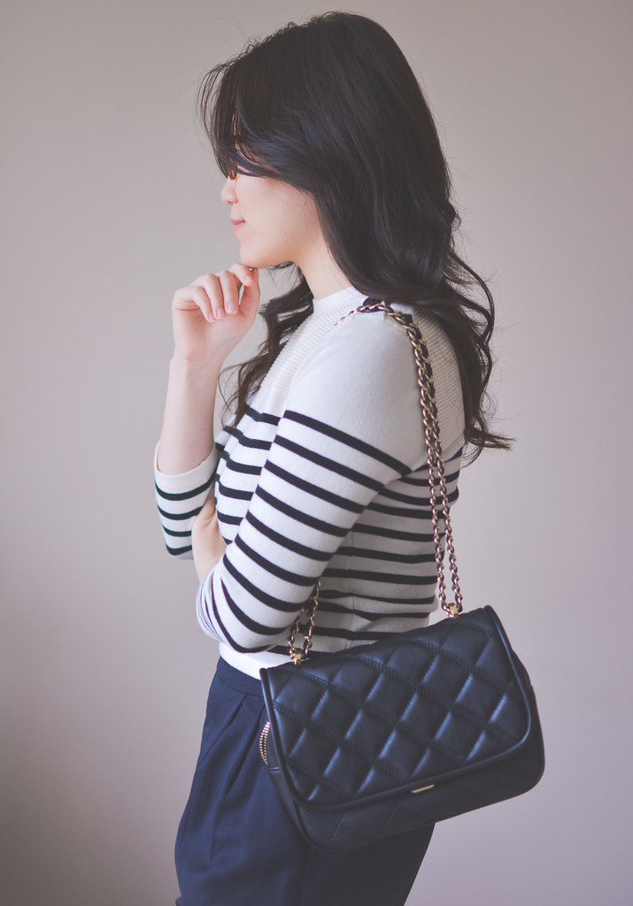 Zara Quilted Bag