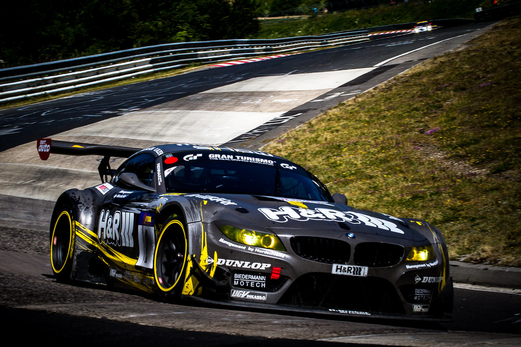 Uwe Alzen Motorsport Bmw Z4 Gt3 Thank You Very Much For