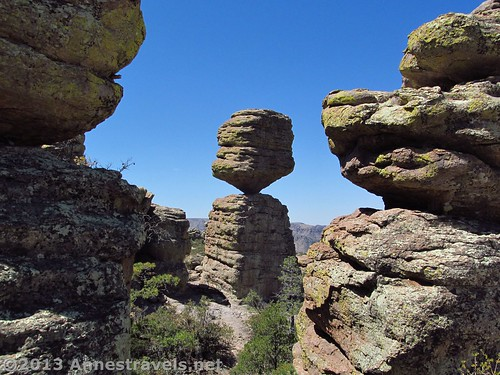 Big Balancing Rock, Chiricahua National Monument, Arizona