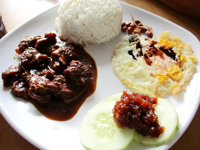Jiali nasi lemak special