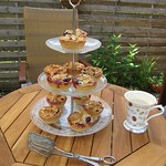 Cherry crumble pies – Kirsch-Streusel-Pastetchen