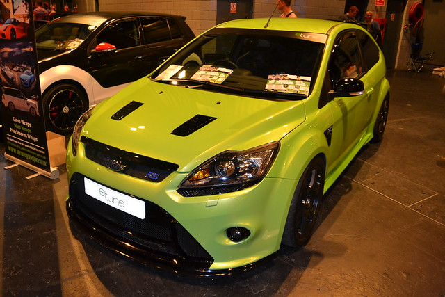 Green Paint Focus