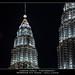 PETRONAS Twin Towers /  Kuala Lumpur
