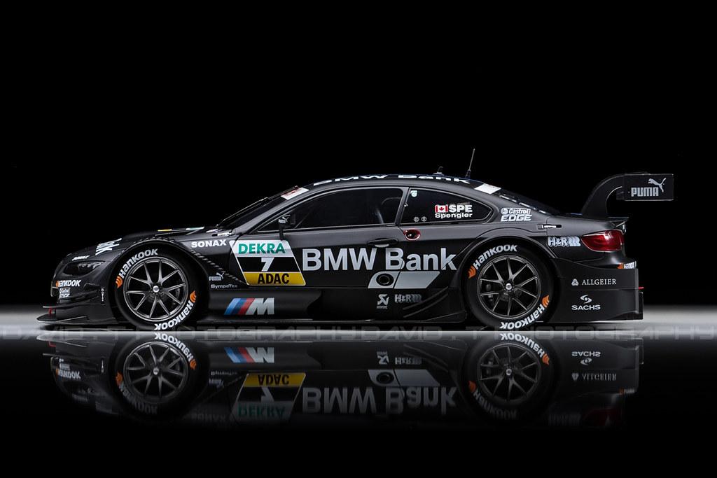 Bmw M3 Dtm E92 Quot Team Schnitzer Quot 7 Bruno Spengler 12 Ch