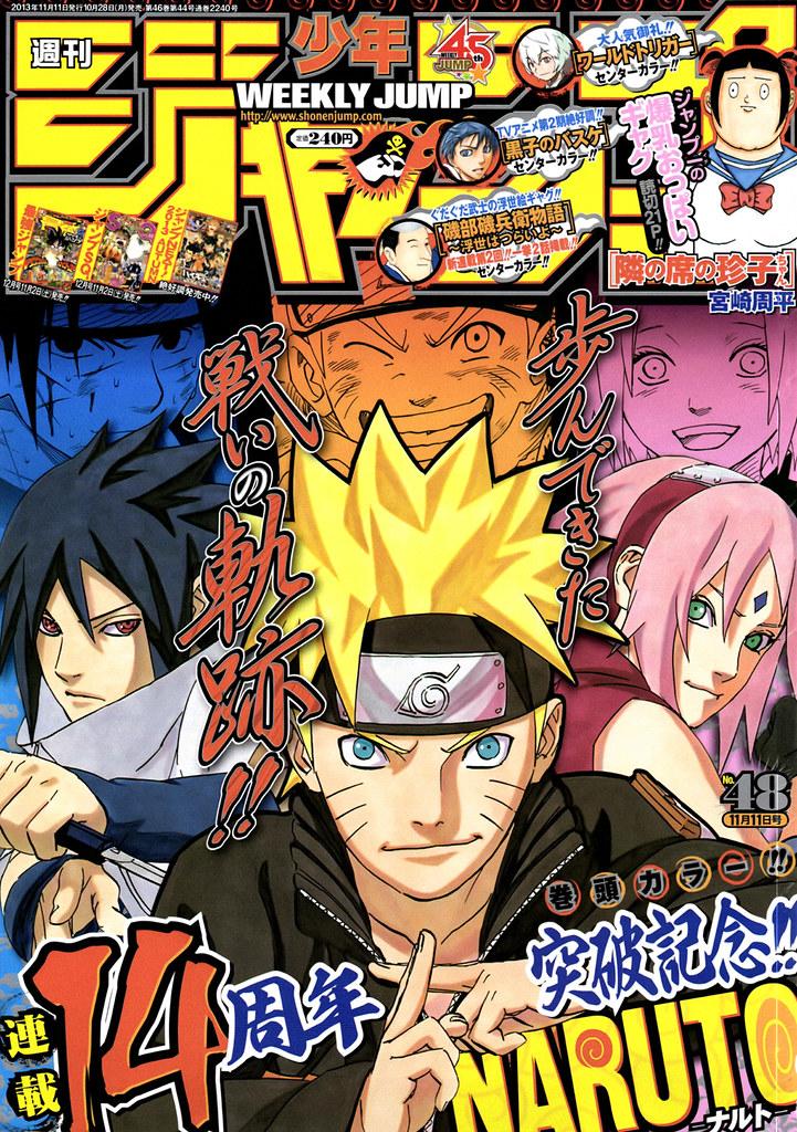 naruto volume 69 sample image luigi flickr - Naruto 69