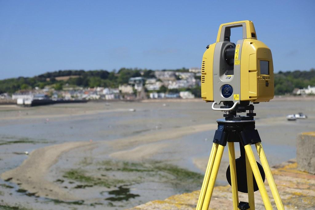 Topcon Gls 2000 Terrestrial Lidar Our New Laser Scanner