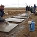 Lesotho - Metolong Dam Toilets&Brick Making - John Hogg - 090625 (2)F