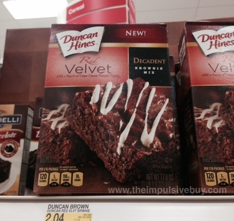 Duncan Hines Red Velvet Cake Mix Price