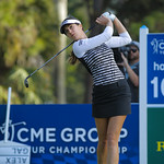 CME Group Tour Championship Friday