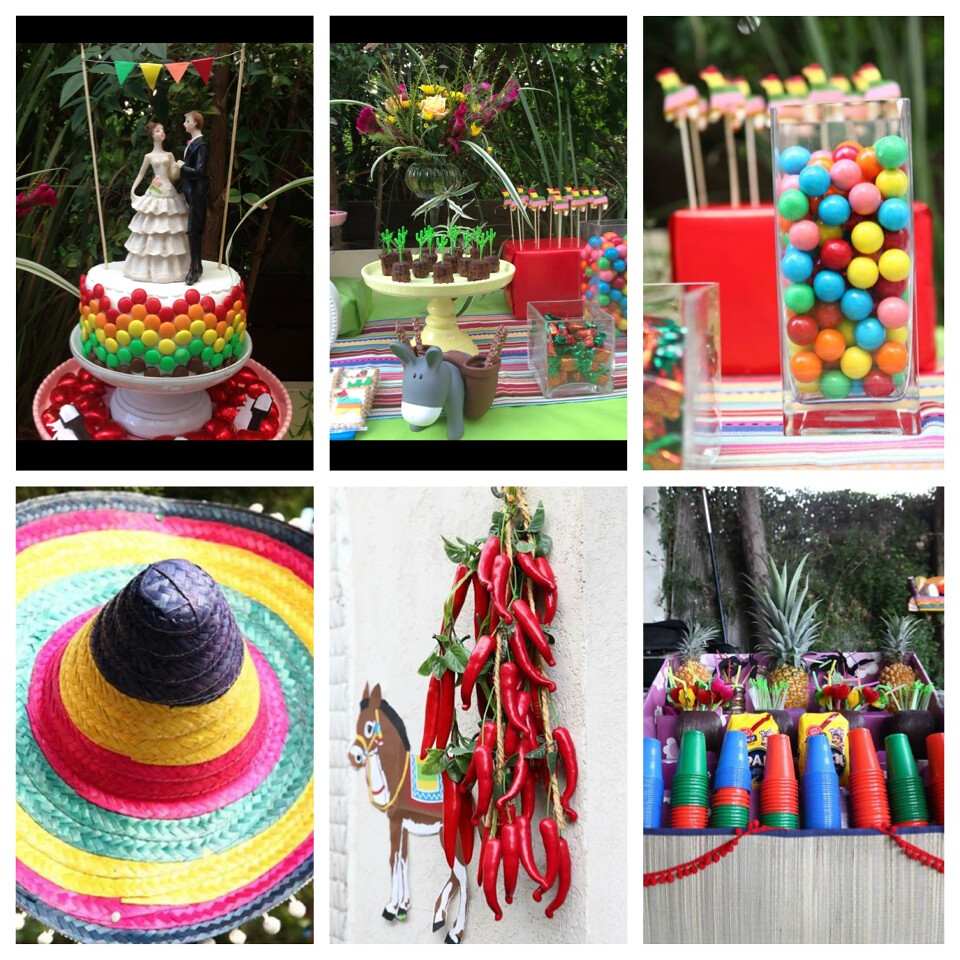 Mexican Bridal Shower