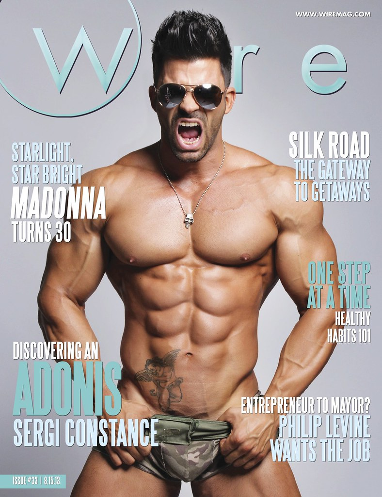 Sergi Constance Wire Magazine Issue 33 2013 1 Flickr