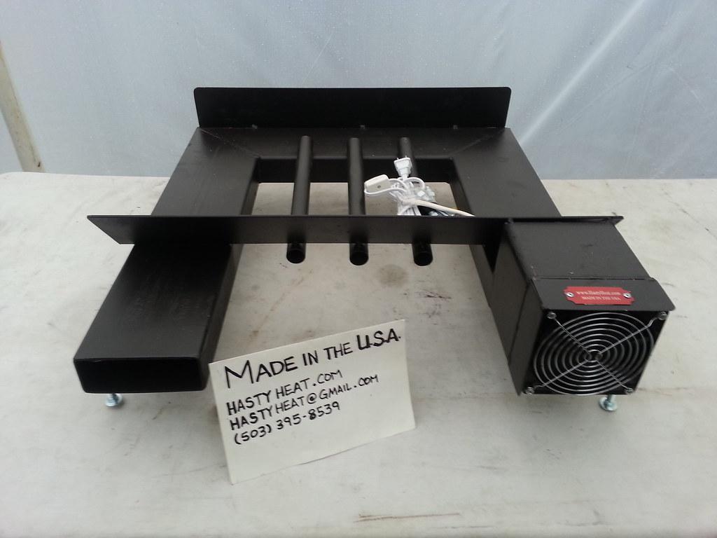 18tgr16td Fireback Fireplace Grate Heater Furnace Heat Exc Flickr