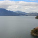 House with a view of Lake Atitlan and San Pedro Volcano