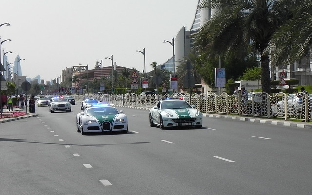 Dubai Police at work - Flickr - Photo Sharing!