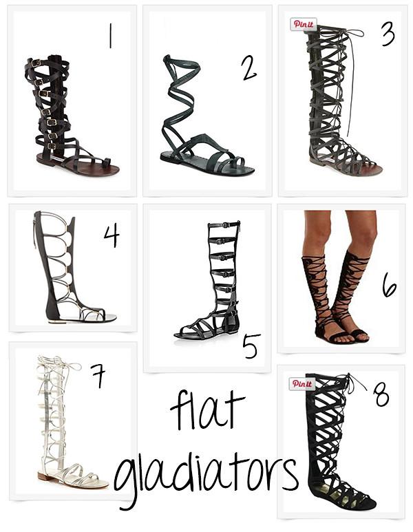 flat gladiators