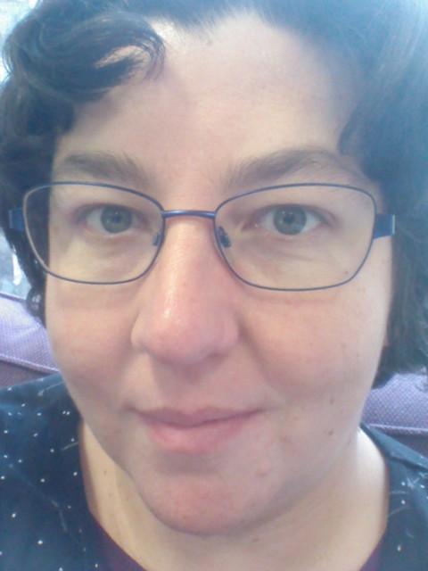 Glasses selfie 2