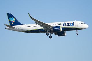 """F-WWBU / PR-YRD """"320 vezes azul"""" - Airbus A320-251 NEO - AZUL Linhas Aéreas Brasileiras - msn 7354"""