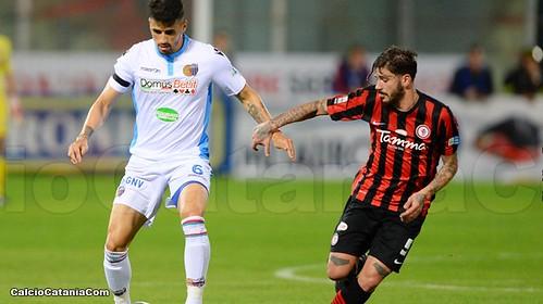 Foggia-Catania 0-0: Un esame dai due volti$