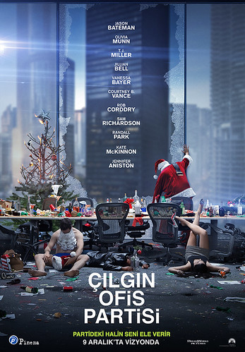 Çılgın Ofis Partisi - Office Christmas Party (2016)
