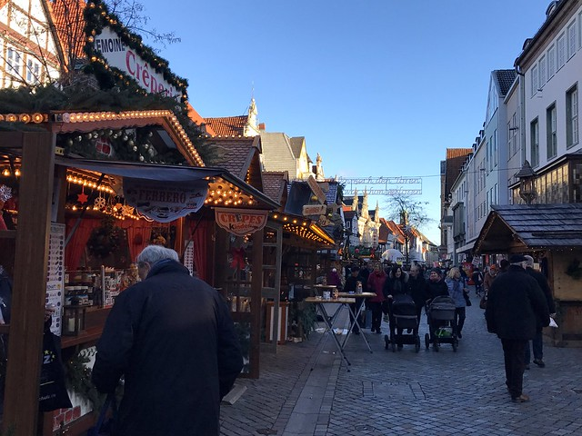 Hamelin Christmas market Germany  45