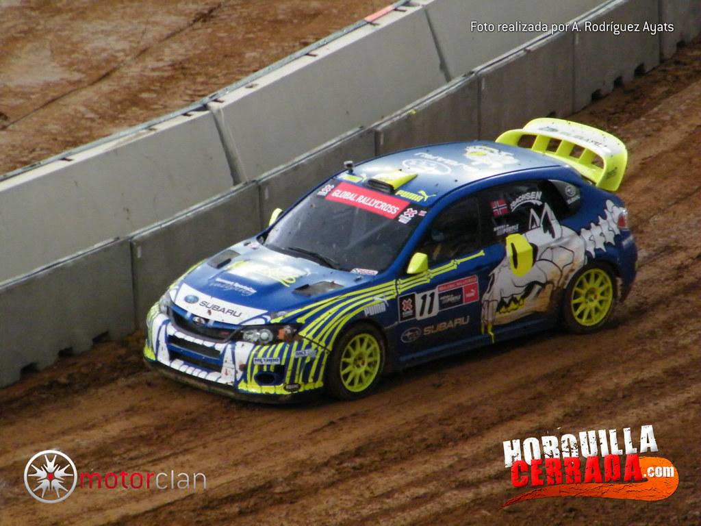 X Games Rallycross Cars