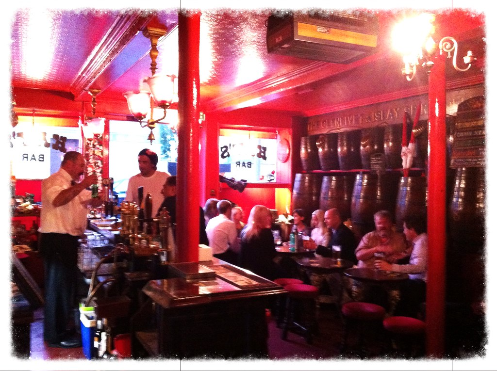 Cask Bar And Kitchen London