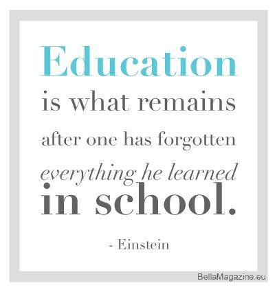 education school quote facebook